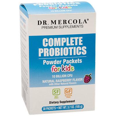 Dr. Mercola: Probiotic Packs (30 packs, 1 month supply, fruit flavored)