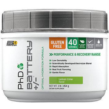 Phd Nutrition Battery +/
