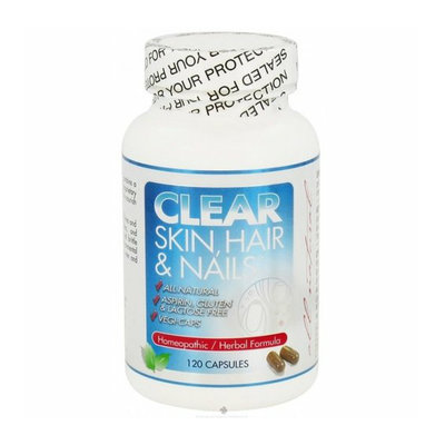 Clear Products Clear Skin Hair and Nails 120 Cap