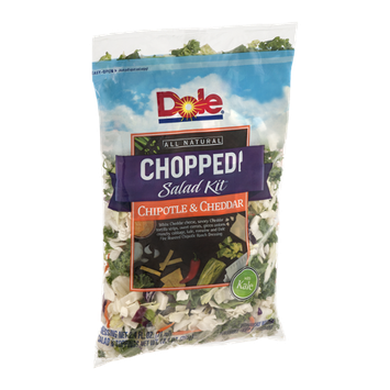 Dole All Natural Chopped Salad Kit Chipotle & Cheddar