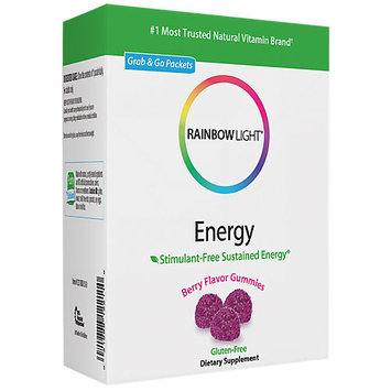 Rainbow Light Nutritional Systems Energy