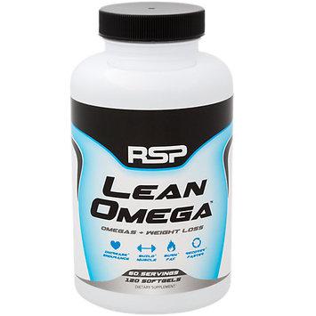 Rsp Nutrition Lean Omega