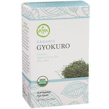 Aiya America Organic Gyokuro Tea