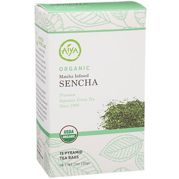 Aiya America Organic Sencha Tea