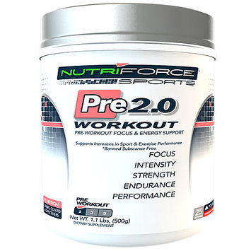 Nutriforce Sports Pre 2.0