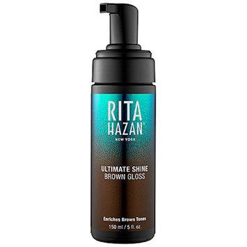 Rita Hazan Ultimate Shine Gloss Brown 5 oz