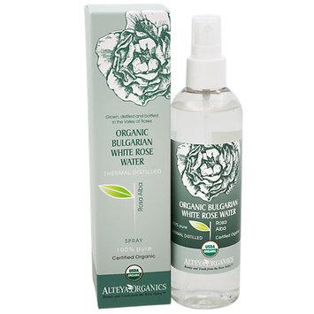 Alteya Organics Organic Bulgarian White Rose Water Thermal Distill