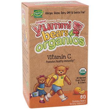 Hero Nutritionals Yummi Bears Organic Vitamin C