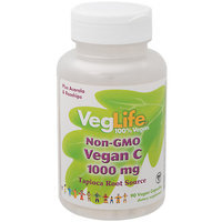 Non-GMO Vegan C Tapioca VegLife 90 VCaps