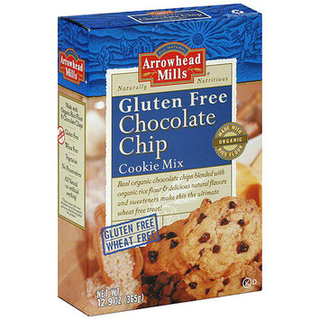 Arrowhead Mills Gluten Free Chocolate Chip Cookie Mix, 12.9 oz (Pack of 6)