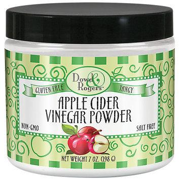 Apple Cider Vinegar Powder Dowd And Rogers 7 oz Powder