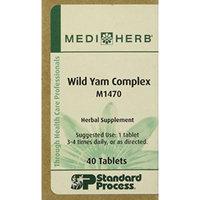 Wild Yam Complex 40t By Medi Herb