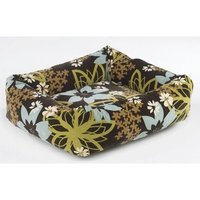 Bowsers Pet Products 7302 Small Microvelvet Dutchie Dog Bed St Tropez