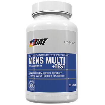 GAT Mens Multi + Test - 60 Tablets