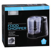 Living Solutions 3 Cup Food Chopper