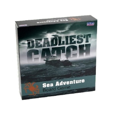 Cadaco Deadliest Catch Ages 10 and up, 1 ea