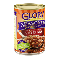 Glory Foods Seasoned Southern Style New Orleans Style Red Beans