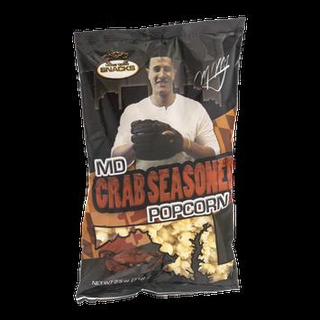 Home Team Snacks MD Crab Seasoned Popcorn