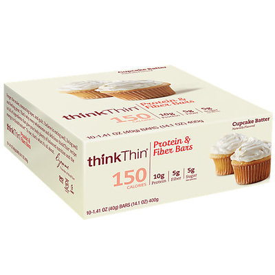 thinkThin High Protein and Fiber Bar