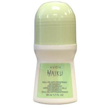 Avon Haiku Roll-on Anti-perspirant Deodorant