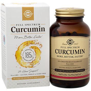 Curcumin 185x 40 mg Solgar 90 Caps
