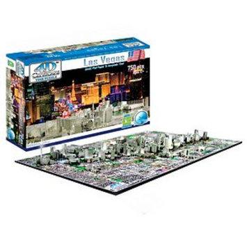 4D Cityscape 4D Las Vegas Skyline Time Puzzle