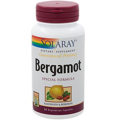 Bergamont Special Formula 500 mg Solaray 60 VCaps
