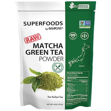 Mrm Metabolic Response Modifiers Super Foods - Raw Matcha Green Tea MRM (Metabolic Response Modifiers) 6 oz Powder
