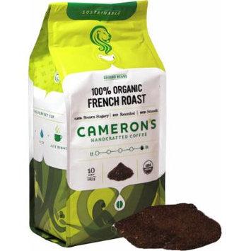 Cameron's Organic French Roast Ground Coffee-10 oz Bag