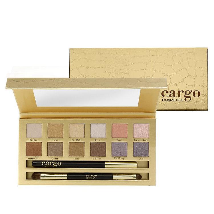 Cargo Summer in the City Eye Shadow Palette