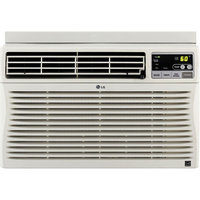 Lg LG LW8012ER N/A 8000 BTU Window Air Conditioner with Remote Control