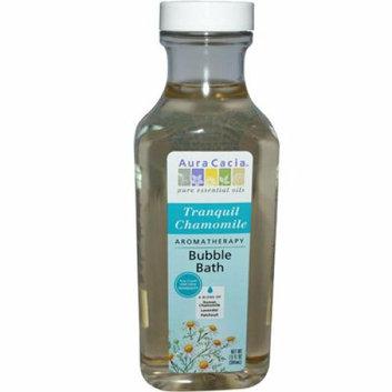 Aura Cacia Aromatherapy Bubble Bath Tranquil Chamomile 13 fl oz