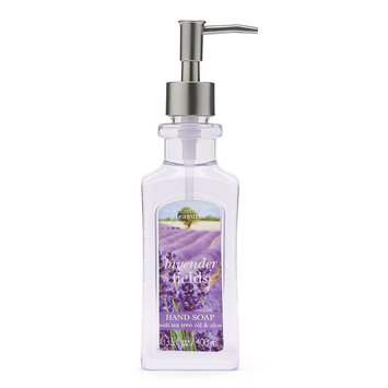 Simple Pleasures Lavender Hand Soap (Black)