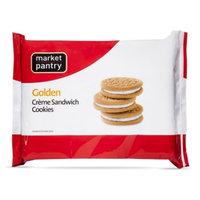 market pantry Market Pantry Golden Crème Cookies 18 oz