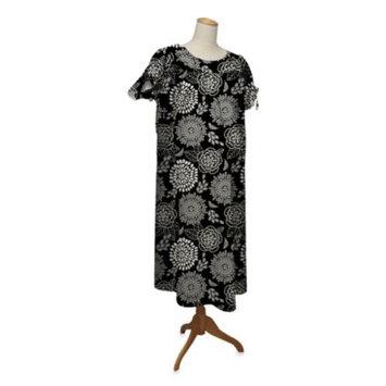 Farallon the peanut shell Hospital Gown, Tea Time, Large/X-Large