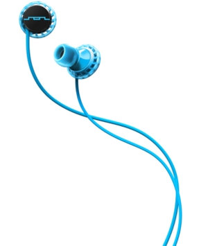 Sol Republic Relays In-Ear Headphones with 3-Button Mic - Horizon Blue