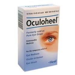 Heel Oculoheel Eye Drops - 0.45 fl oz