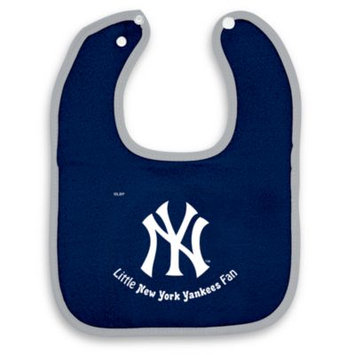 Mcarthur Sports MLB Baby Bibs in New York Yankees