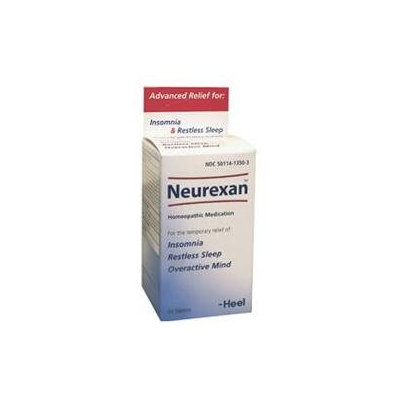 Heel Neurexan Sleep Aid and Calming Tablets - 100 Tablets