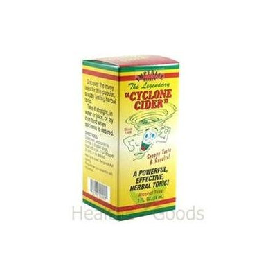 Cyclone Cider 0409599 Imperial Elixir Herbal Tonic - 2 fl oz