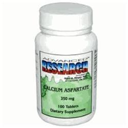 Calcium Aspartate 100 Tab by Nci Dr. Hans Nieper (1 Each)