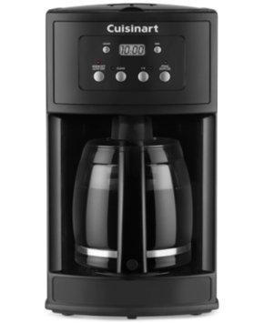 Cuisinart 12-Cup Programmable Coffee Maker Black