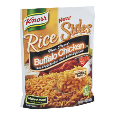 Knorr 174 Rice Sides Buffalo Chicken Flavor Reviews 2019