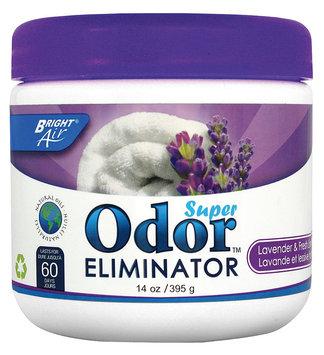 BRIGHT Air Super Odor Eliminator, Lavender & Fresh Linen, 14oz