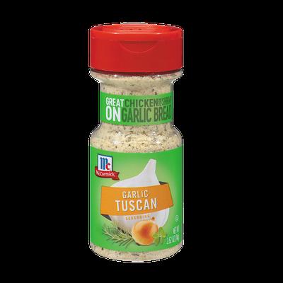 McCormick® Garlic Tuscan Seasoning