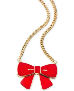 Estée Lauder LIMITED EDITION Charming Bow Pendant Solid Perfume Compact