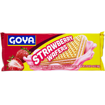 Goya® Strawberry Wafers