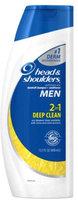 Head & Shoulders Men Deep Clean 2-in-1 Dandruff Shampoo + Conditioner