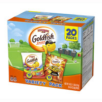 Goldfish® Colors Flavor Blasted® Xtra Cheddar Baked Snack Crackers Variety Pack