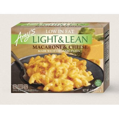 Amy's Kitchen Macaroni & Cheese Light & Lean